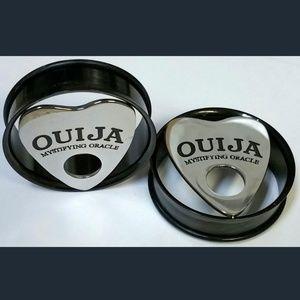 Ouija Board Planchette Plugs